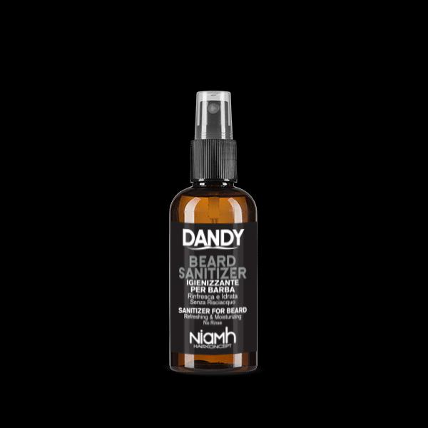 Dandy Beard Sanitizer Hygienic spray for the beard and moustache 100ml - Szakáll- és bajuszspray