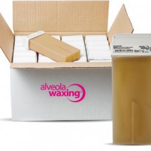 AKCIÓ !!! Alveola Waxing 100ml Széles fejű Gyantapatron