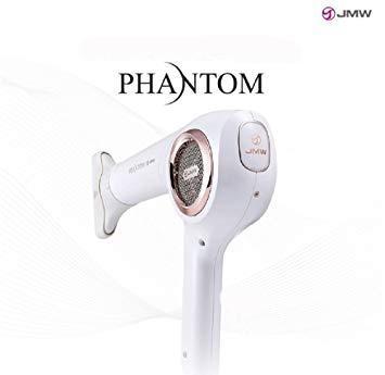 JMW Phantom Turbó Ion Hajszárító Fehér-Rosegold 1600W / MS6001