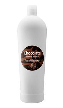 Kallos Csokoládé Regeneráló Hajsampon száraz és töredezett hajra 1000ml
