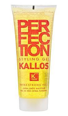 Kallos Perfection Extra Erős Hajzselé 250ml