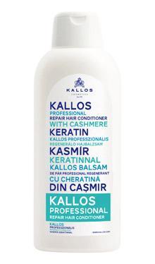 Kallos Professzionális Regeneráló Hajbalzsam Kasmír Keratinnal 1000ml
