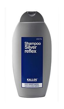 Kallos Silver Reflex Ezüst Színező Sampon 350ml