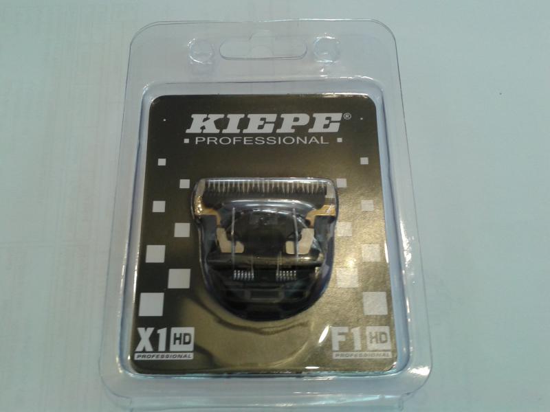 Kiepe F1 HD-6250 Pepita Hajvágógép - cserélhető vágófej