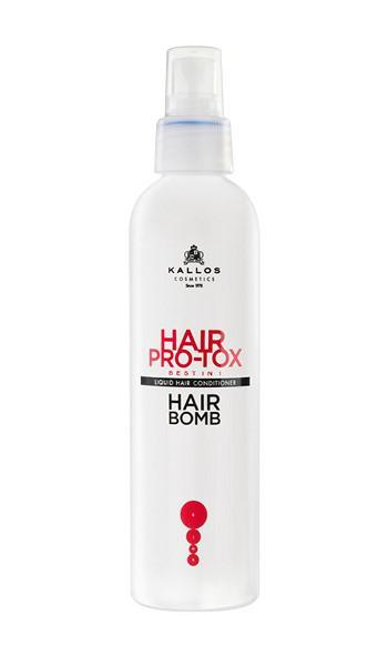KJMN Hair Pro-Tox Best In 1 Folyékony Hajban maradó Hajbalzsam / Hair Bomb 200ml