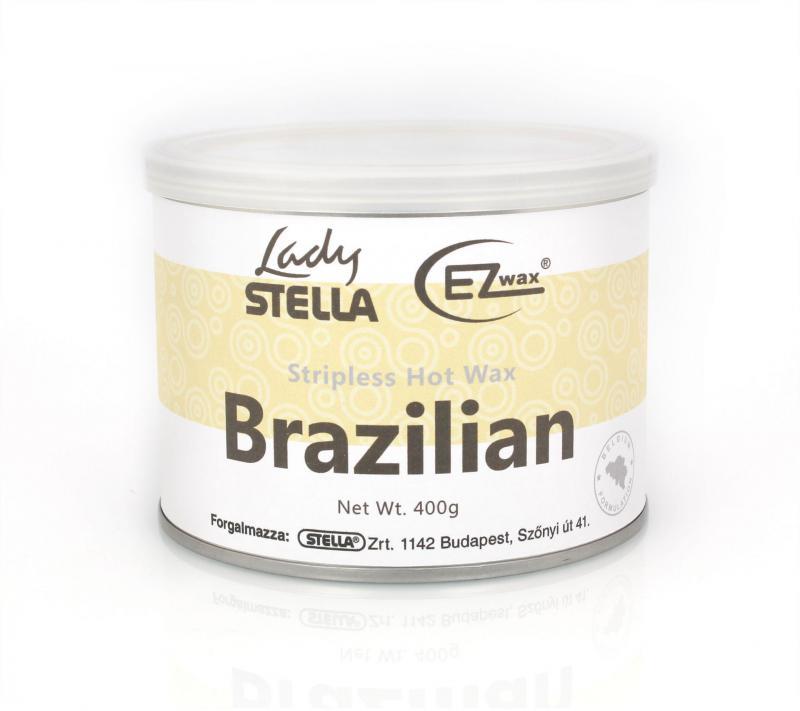 Lady Stella Ezwax Premium Elasztikus Konzervgyanta 400ml / 4 fajta