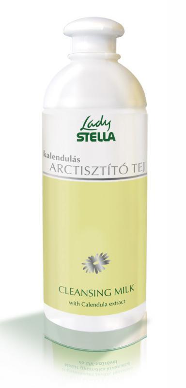 Lady Stella Kalendulás arctisztító tej 500ml