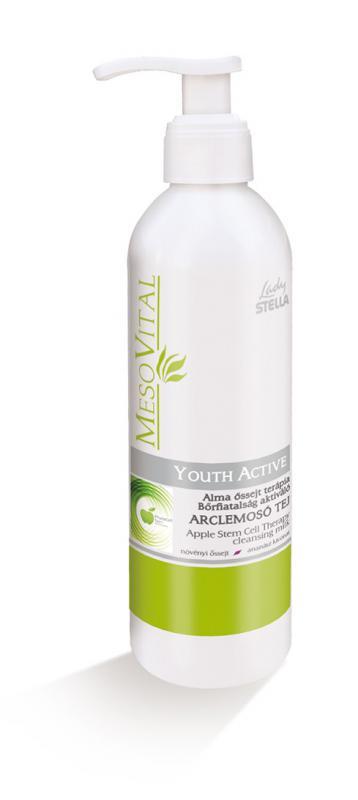 Lady Stella Mesovital Youth Active Alma őssejt terápia Bőrfiatalság aktiváló arclemosó tej 250ml