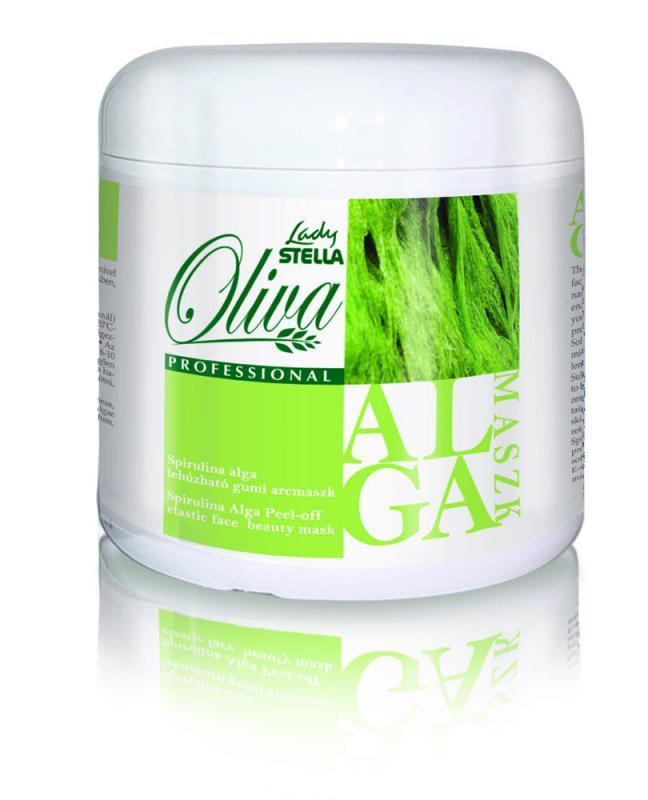 Lady Stella Professional Spirulina alga öregedésgátló lehúzható alginát pormaszk 200gr