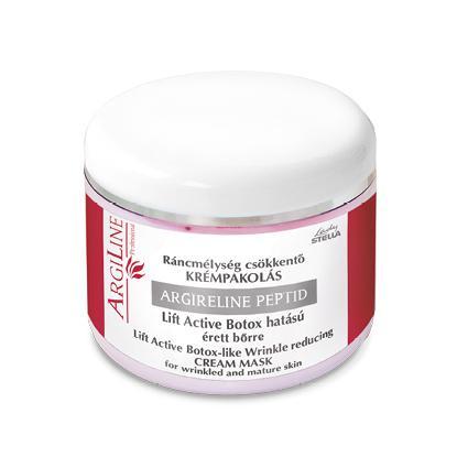 LS. Argiline Lift Active Argirelin Peptid Botox Hatású Krémpakolás 200ml