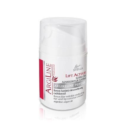 LS. Argiline Lift Active Argirelin Peptid Botox Hatású Szem És Ajakkontúr 40ml