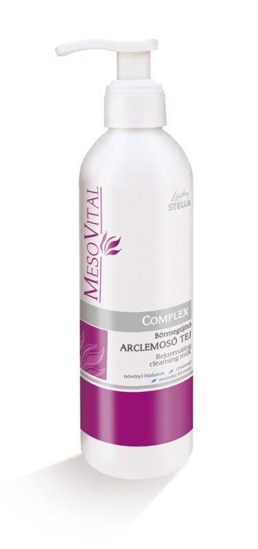 MesoVital Complex Bőrfiatalító arclemosó tej 250ml