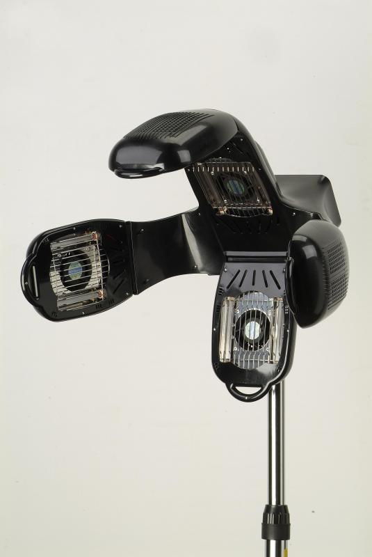 Metalplast Klimazon álló TSM-1000 fekete