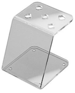 Plexi asztali ollótartó  /4210800-26