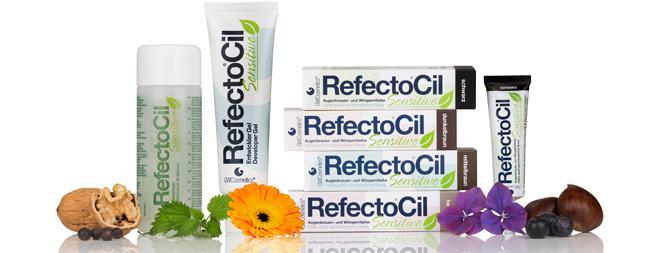 RefectoCil Sensitive festő - gél 15ml