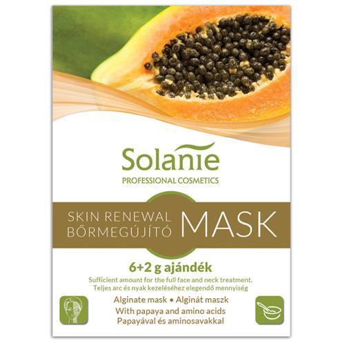 Solanie Alginát Bőrmegújító maszk 6+2gr