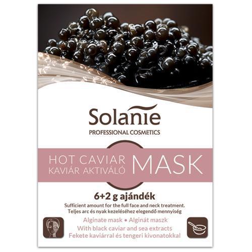 Solanie Alginát Kaviár aktiváló maszk 6+2gr