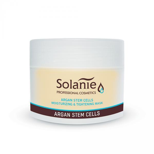Solanie Argán növényi őssejtes Moisture hidratáló és feszesítő maszk 100ml