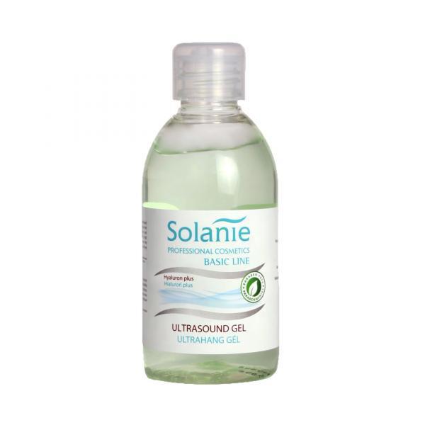 Solanie Basic - Hialuron Plus Ultrahang gél 250ml