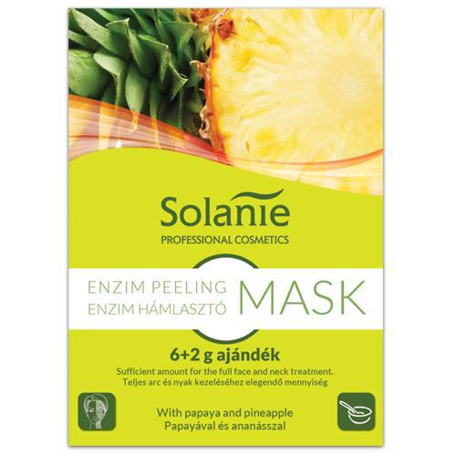 Solanie Enzim peeling 6+2gr