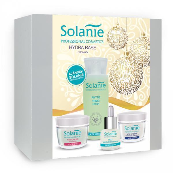 Solanie Hydra Base csomag ajándék törölközővel