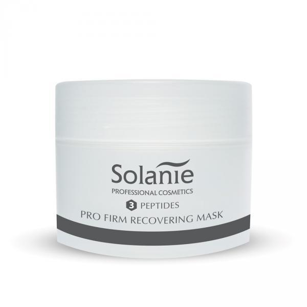 Solanie Pro Firm Recovering 3 Peptides Regeneráló masszázs maszk 100ml
