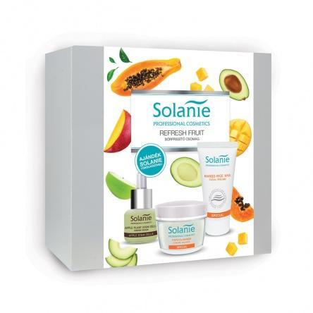 Solanie Refresh Fruit Bőrfrissítő csomag