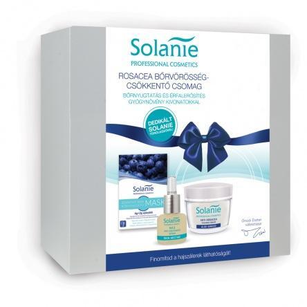 Solanie Rosacea bőrvörösség csökkentő szett