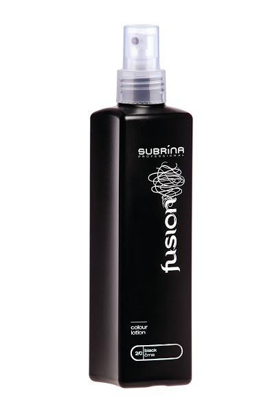 Subrina Professional Fusion-hajszínező lotion 2/0 250ml FEKETE / 53427