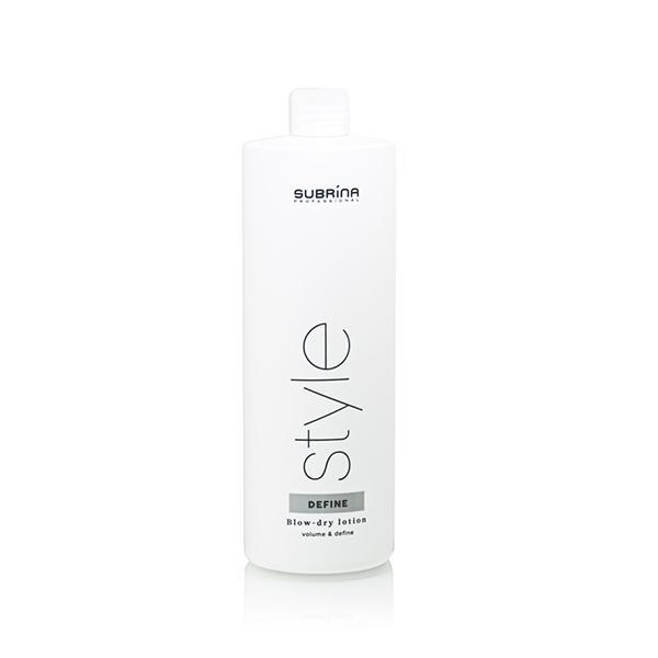Subrina Professional HairCode - X GLAM folyékony -hajformázó és erős hajrögzítő 1000ml / 53457