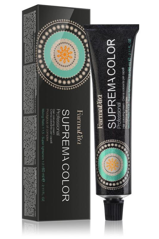 Suprema Color 60ml – gyógynövényes krémhajfesték