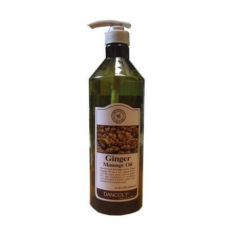 Szt. Angel gyömbér masszázsolaj 1000 ml (ginger)