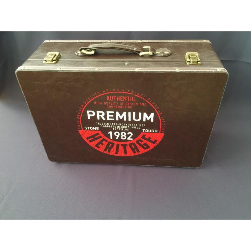 Szt. Bőrönd premium Heritage