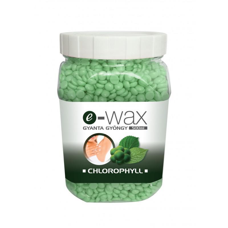 Szt. Gyanta gyöngy chlorophyll dobozos 500ml