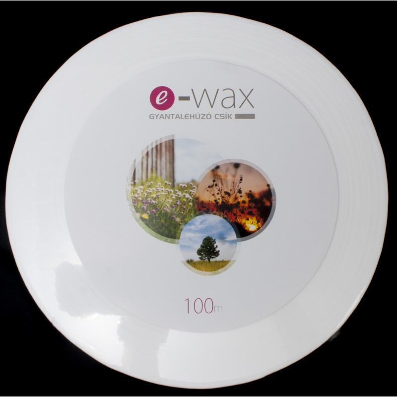 Szt. Gyantalehúzócsík Tekercs 100 Méter E-Wax