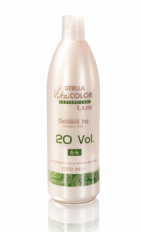 VitaColor LUX Színelőhívó oxidáló tej 1000ml
