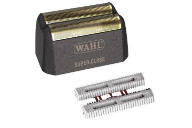 WAHL Finale arany fólia+kés