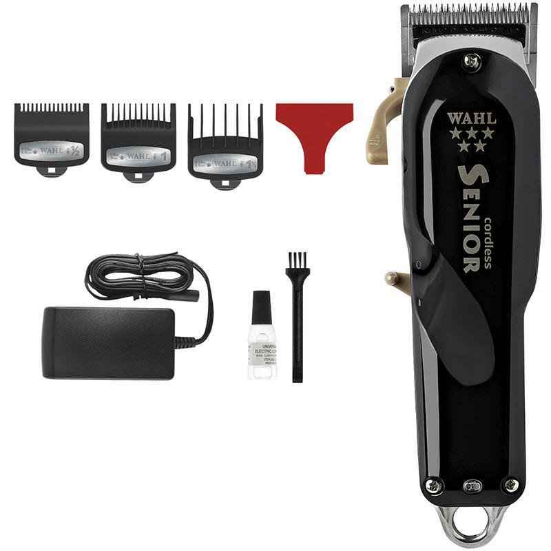 Wahl Senior Cordless hajvágógép 5* Series + AJÁNDÉK 5.000.-Ft értékben