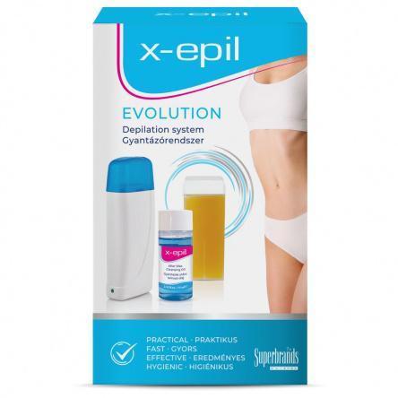 X-Epil Evolution gyantázószett