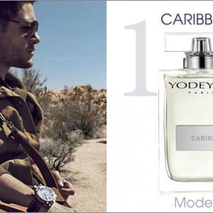 Férfi 100 ml Yodeyma parfümök