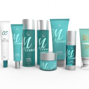 M Miracle kozmetikumok DXN