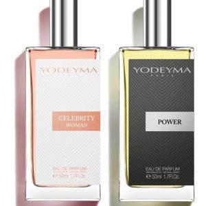 Női 50 ml Yodeyma parfümök
