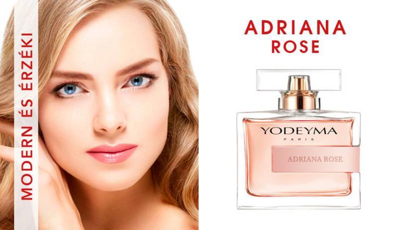 ADRIANA ROSE - YODEYMA 100 ml - SI ROSE SIGNATURE (Armani) jellegű