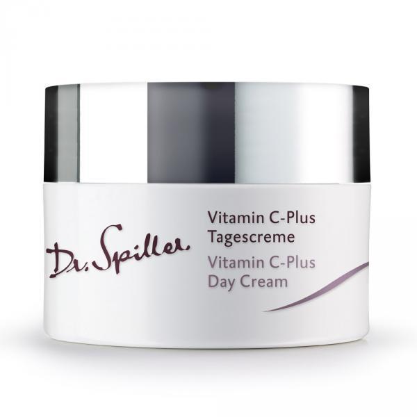 C-Vitamin Plus nappali krém - Dr Spiller