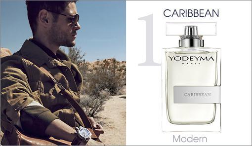 CARIBBEAN YODEYMA 100 ml - SAUVAGE (C.Dior) jellegű