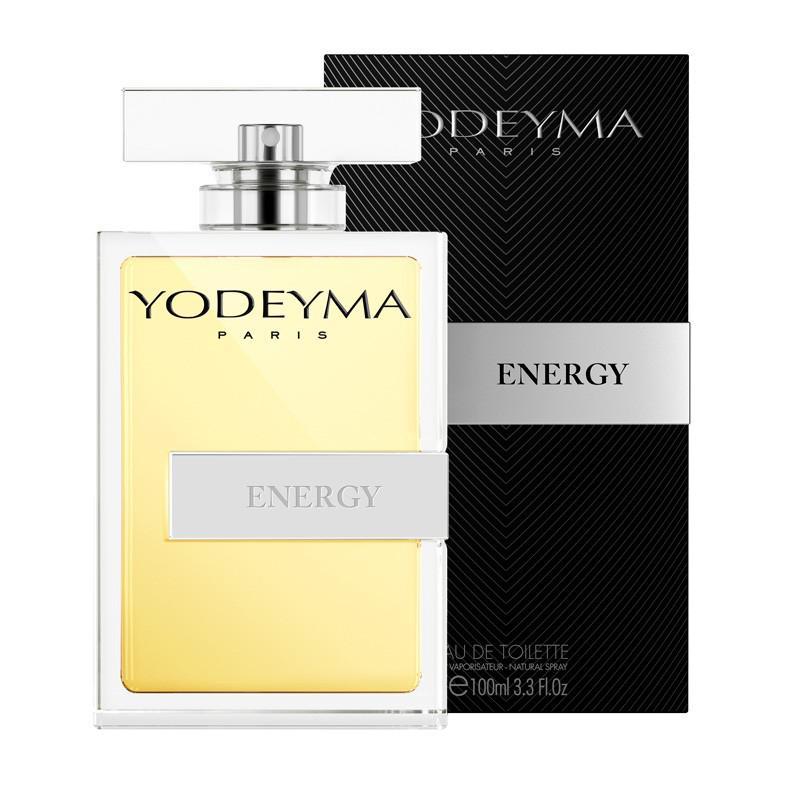 ENERGY YODEYMA - Hugo Boss Hugo jellegű 100 ml