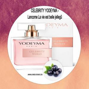 CELEBRITY YODEYMA 100 ml - Lancome: La vie est belle jellegű