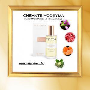 CHEANTE YODEYMA Teszter - COCO MADEMOISELLE (Chanel) jellegű 15 ml