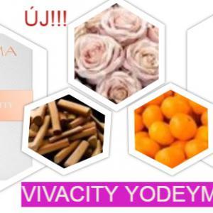 VIVACITY YODEYMA / Joy - Dior jellegű. 15 ml