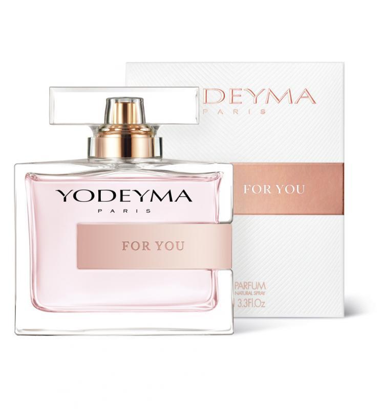 FOR YOU - YODEYMA 100 ml - CHANEL CHANCE EAU TENDRE jellegű